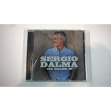 Cd Sergio Dalma - Via Dalma Iii