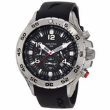 Reloj Nautica N14536g Hombre Pulso Goma 100% Original