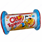 Disney Mickey Mouse Toodles Cilindro Inflable Cascabel Bebés