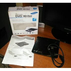 Unidad Externa Samsung Dvd-writer Se-208