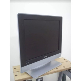 Televisor / Monitor Lcd Phillips Flat 21 Impecable