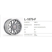 Rines 15 4/114 Sentra Matiz Atos (costo X 2 Rines) Ms Sport