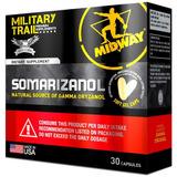 Pré Hormonal Somarizanol 30 Cápsulas - Midway