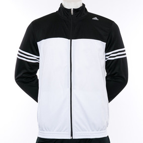 Campera Essentials Mid White adidas