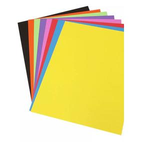Hojas De Color Tamaño Carta Millar, Caja Con 6 Paquetes