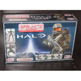 Halo Master Chief Sprukits