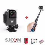 M20 Sjcam Estabilizador Movimiento 2k 4k + Selfie Stick Sj