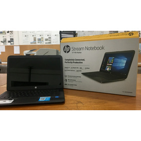 Lapto Hp Stream Notebokk 14 Hd Display