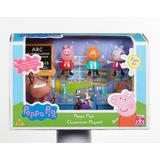 Peppa Pig Set Salón De Clases - Boing Toys - 05033
