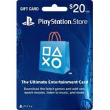 Playstation Card Psn $20 Dlls Envio Inmediato!! Cuenta Usa