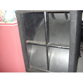 Cajones Turbo Con Bajos Sound Barrier Prof.18 Pulgadas 1500w