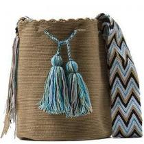 Mochila Wayuu Originales Bolso Mujer Y Hombre