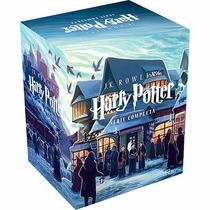 Livro - Coleção Harry Potter (7 Volumes) - Lacrado E Novo