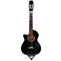 Guitarra Electro Criolla Acustica Corte Zurda Ecualizador