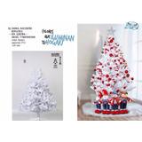 Hermoso Arbol De Navidad 1.60 Muy Frondoso!! 126784