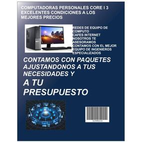 Equipo De Computo Para Ciber Y Papelerias