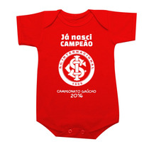 Body Time Internacional - Nasci Campeão - Campeonato Gaúcho