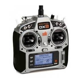 Manual Radio Spektrum Dx8 Em Portugues