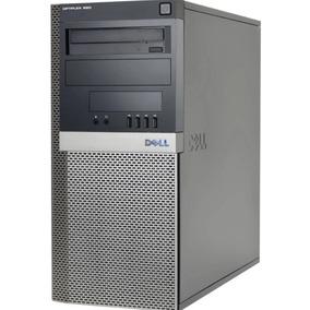 Computador Dell Core 2 Duo Ram 4gb Disco 320gb Monitor 19