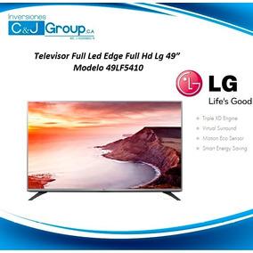 Televisor Full Led Edge Full Hd Lg 49 Mod 49lf5410 Oferta