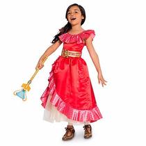 Disfraz Elena De Avalor Con Licencia Disney Original New Toy