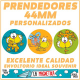 10 Prendedores Pins C/envoltorio Gaturro Mundo Gaturro