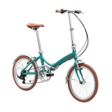 Bicicleta Rio Turquesa - Durban