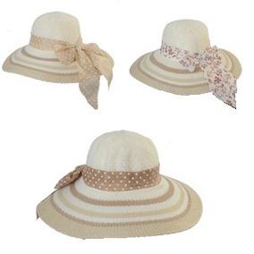 Sombrero Capelina De Hilo Con Cinta Estampada A Todo El Pais 75338b9773f