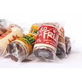 Rollos De Fruta Snack Saludable Sin Azúcar Fruit Roll-up