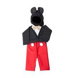 Disfraz Mickey Mouse-0 A 10 Años-halloween-envio Gratis