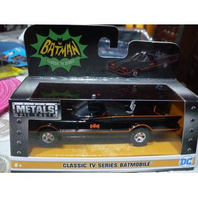 Batimovil Adam West Batman Serie Tv Jada 1/32