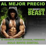 Body Beast Rutina Ejercicio En Casa Con Pesas Fitness Gym