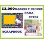 Marcos Para Fotos Fondos Imágenes Scrap Imprimibles