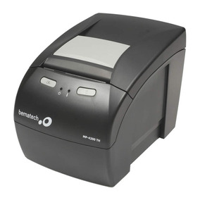 Impressora Termica Bematech Mp-4200 Std Br Gf C/ Guilhotina