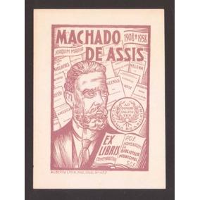 Ex Libris Machado De Assis