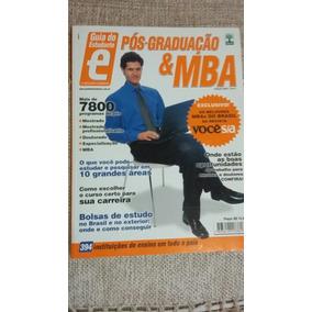 Guia De Pós-graduação E Mba
