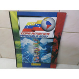 Album Copa America Venezuela 2007 Faltan 37