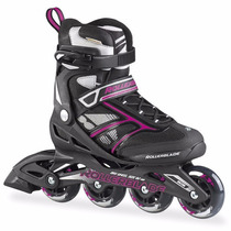 Roller Rollerblade Zetrablade W - Mujer - Fitness 80 Mm