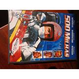 500 Milhas Paul Newman + Dvds De Brinde - Lote