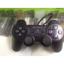 Controle Ps2 Play2 Ps 2 Playstation 2 Sony 100 % Original