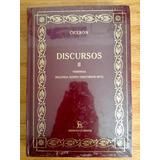 Cicerón. Discursos Ii. Editorial Gredos.