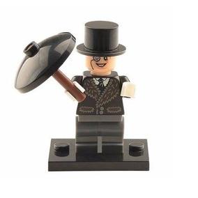 Pinguim Lego Minifigures Batman Dccomics Boneco Brinquedos