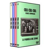 Cha Cha Cha Serie Completa Dvd Argentina 4 Temporadas Casero
