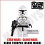 Lego Star Wars Clone Trooper Clone Wars Stormtrooper