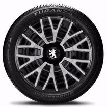 Calota Peugeot Esportiva 206 207 306 307 Aro Roda Ferro