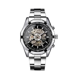 Relógio Importado Winner/forsinig Automático C/ Frete Grátis