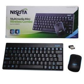 Multimedia Combo Mini Mouse Y Teclado.