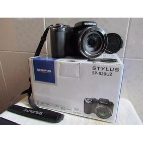 Cámara Digital Olympus Stylus Sp-820uz (nueva)
