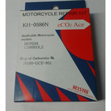 Kit De Reparacion Japon Carburador Honda C-100 Biz