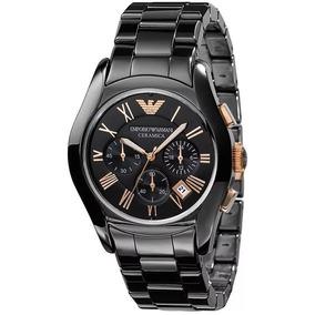 2adcb6baa1f Relogio Engrenagem A Mostra Outro Emporio Armani - Relógios De Pulso ...